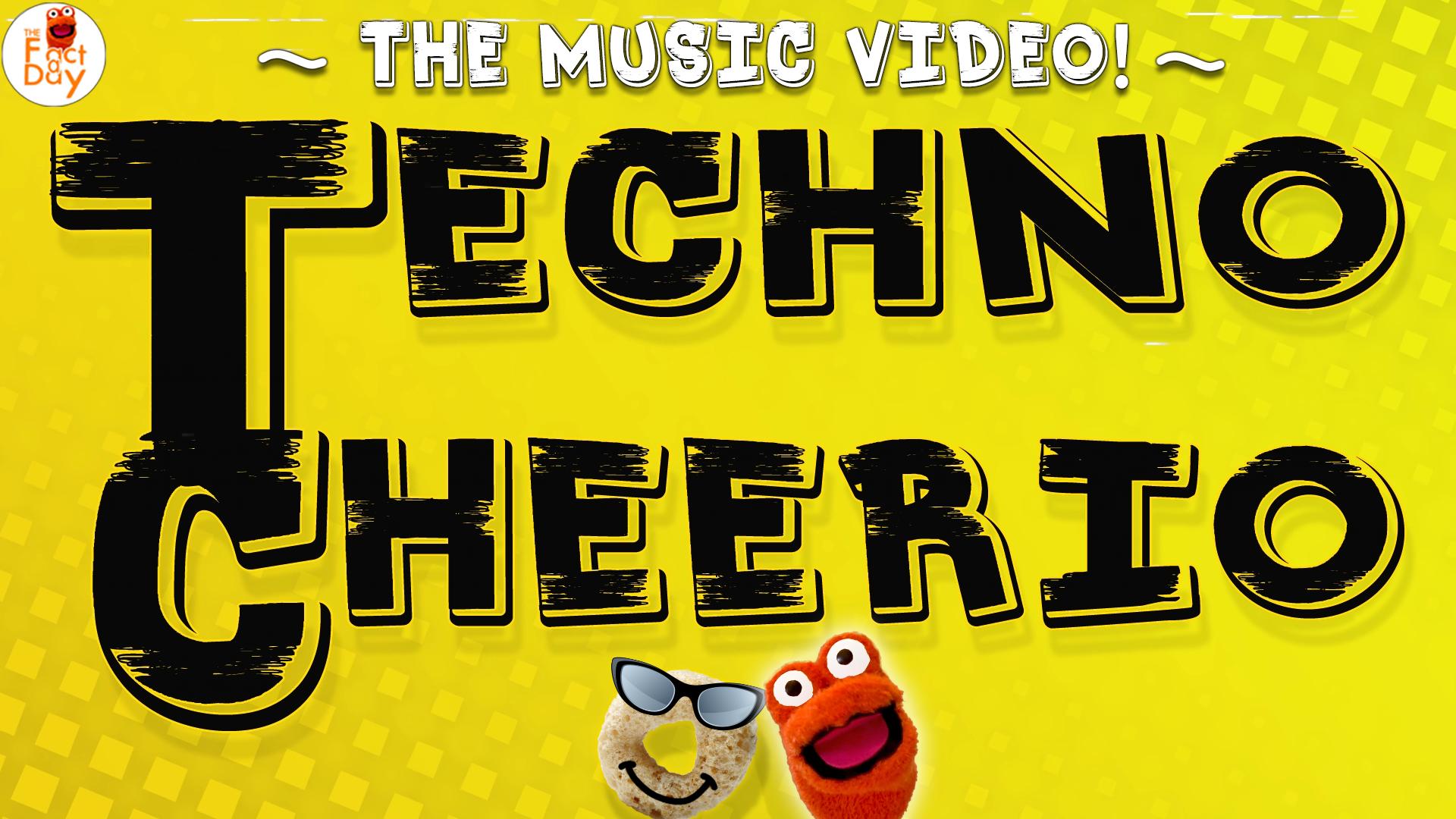 CamBomb – Techno Cheerio ( The Fact a Day Album )