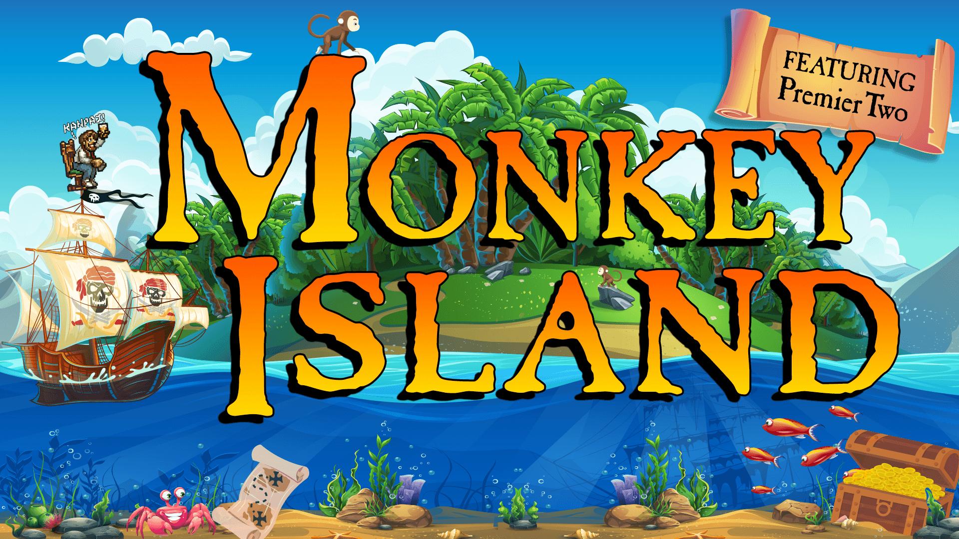 CamBomb – Monkey Island (feat. @PremierTwo)